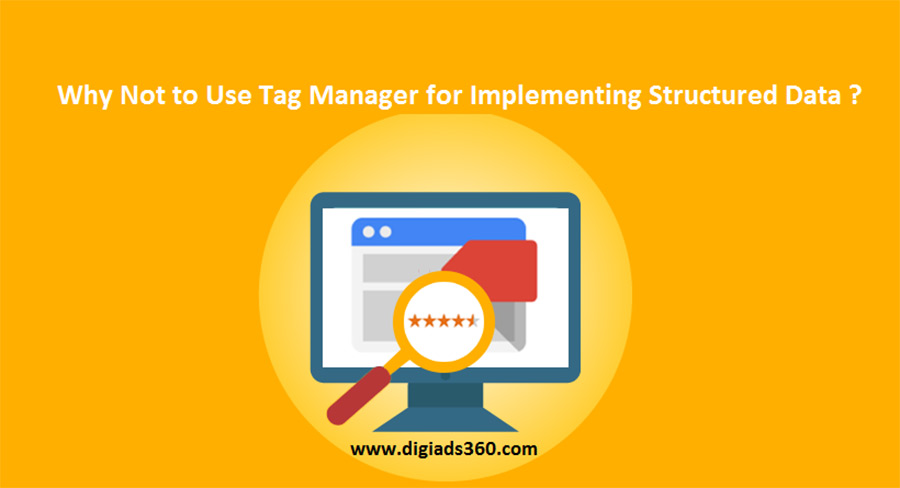 Tag Manager For Structured Data